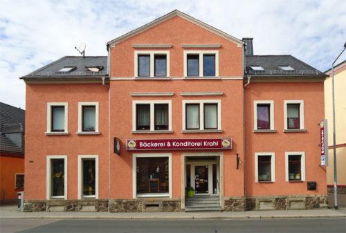 Bäckerei Krahl Geschäft in Freital