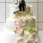 Hochzeitstorte Angler