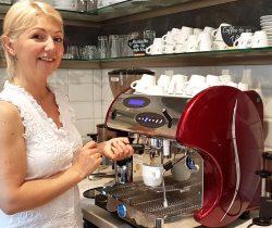 Kaffeegenuss bei Krahl in Freital und Dresden