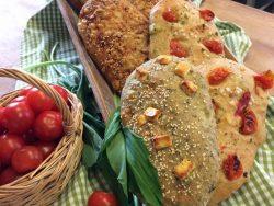 Sommerangebot - mediterrane Brote