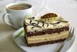 Kaffee und Kuchen genießen in unserer gemütlichen Sitzecke